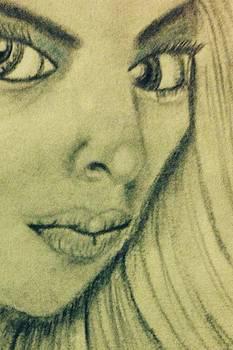 Pencil art by Felicia Tyler