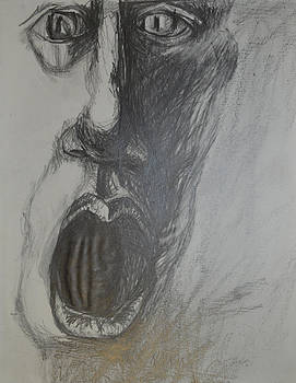Pencil Scream by Nancy Mauerman