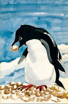 Penguin by Pat Percy
