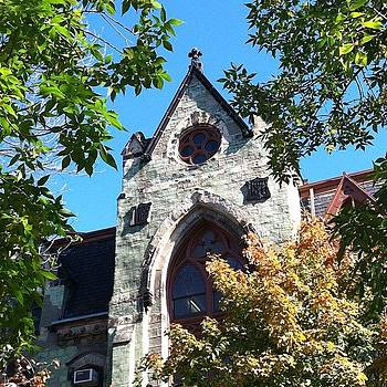 Penn Campus October 2012 by Michelle White