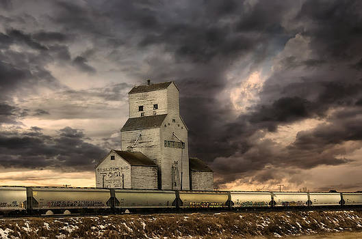 Pennant Saskatchewan by Mindy Mcgregor
