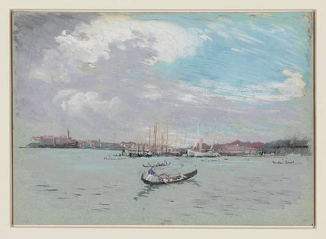 Pennel Joseph Outside Venice Reprint by J Nance