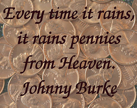 Pennies from Heaven by April Wietrecki Green