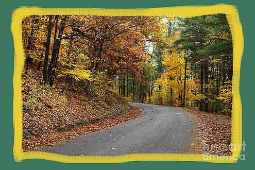 Pennsylvania in the Fall Season by Tabatha Knox
