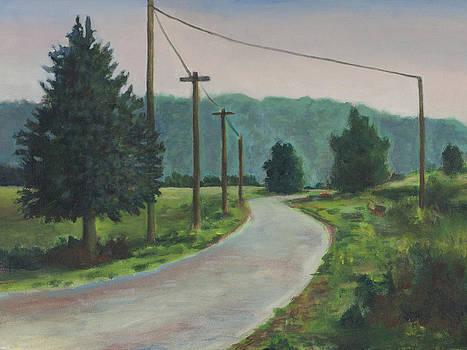 Pennsylvania Landscape by David P Zippi