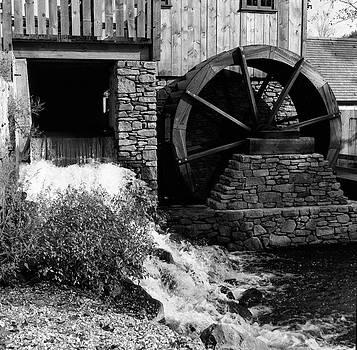 Henri Bersoux - Pennsylvania Water Wheel
