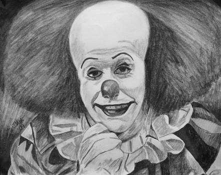 Jeremy Moore - Pennywise