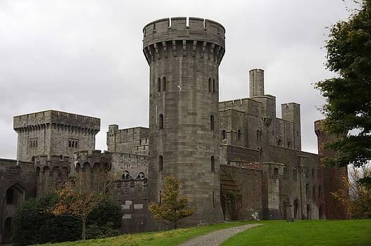 Penrhyn castle 4 by Christopher Rowlands
