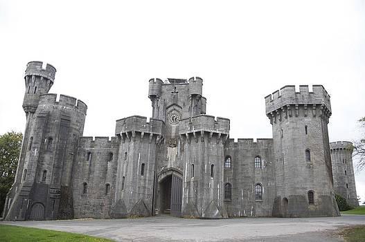 Penrhyn castle by Christopher Rowlands