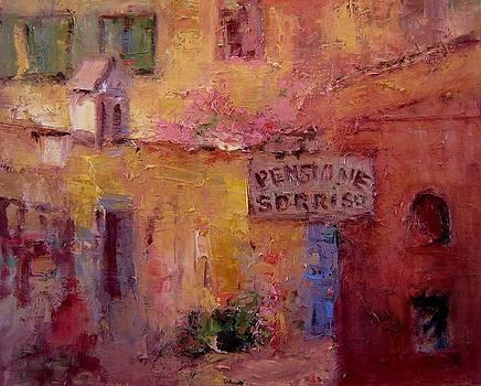 Pensione Sorriso by R W Goetting