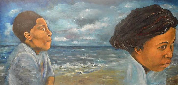 Pensive by Carmel Joseph