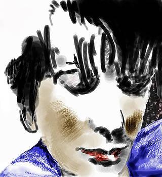 Pensive by Maria Jesus Hernandez