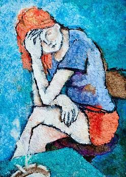 Pensive by Martin Navratil