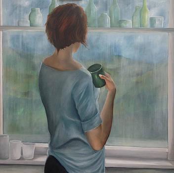Pensive by Neil Kinsey Fagan