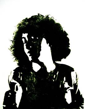 Shan Ungar - Self Portrait
