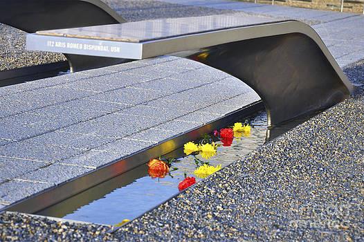 Leslie Cruz - Pentagon Memorial 1