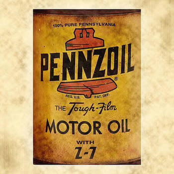 Penzoil by Tony Santo