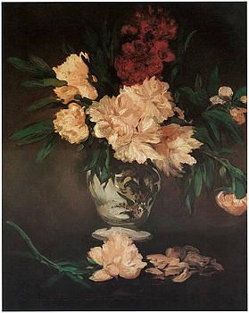 Edouard Manet - Peonies