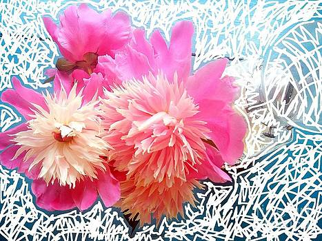 Peonies by Margaret Lindsay Holton
