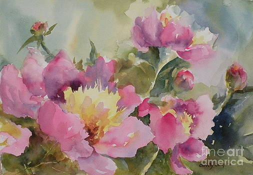 Peony Party by Christy Lemp
