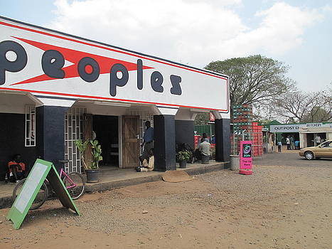 Peoples Store? by Frank Chipasula