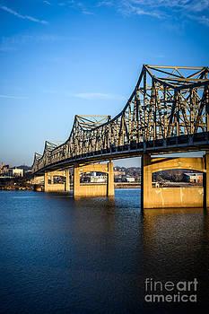 Paul Velgos - Peoria Illinois Bridge - Murray Baker Bridge