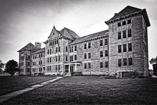 Peoria State Hospital by Jeff Burton