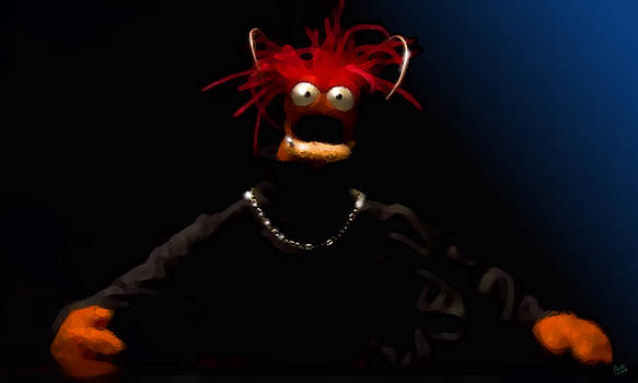 Marcello Cicchini - Pepe - The Prawn 2