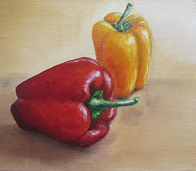 Pepper by Jenny Forsman