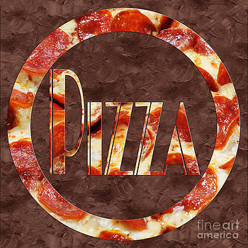 Andee Design - Pepperoni Pizza Typography 1