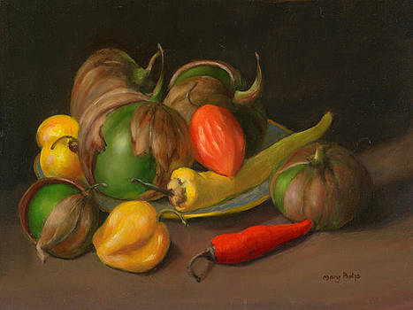 Peppers by Mary Phelps