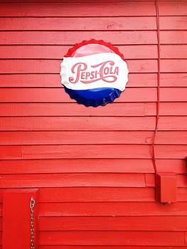Pepsi-Cola by Joan Meyland