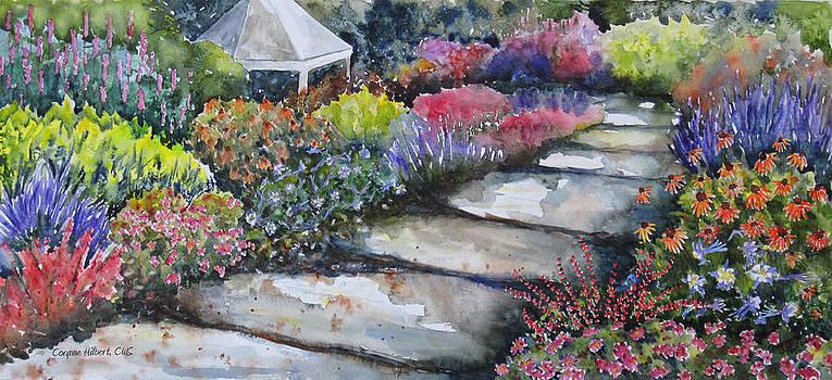 Perennial Pathway by Corynne Hilbert