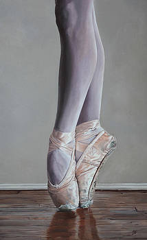 Perfect Pointe by Kevin Aita