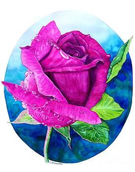 Perfect Rose by Barbara Pelizzoli