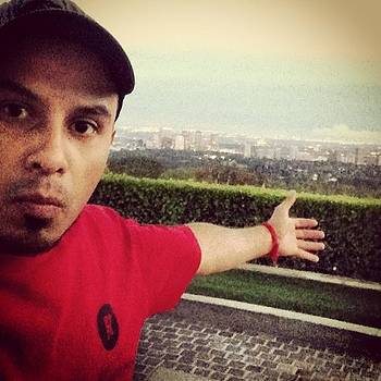 Perfect View #selfie #time #beverly by Orlando Gonzalez