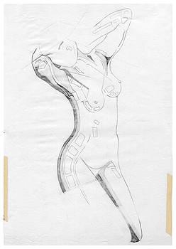 David Hargreaves - Perfume of Venus - Homage Rodin