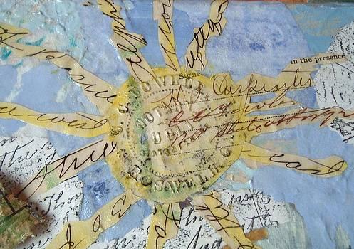 Perkins Farm Roswell GA Sun detail by Deirdre Murray