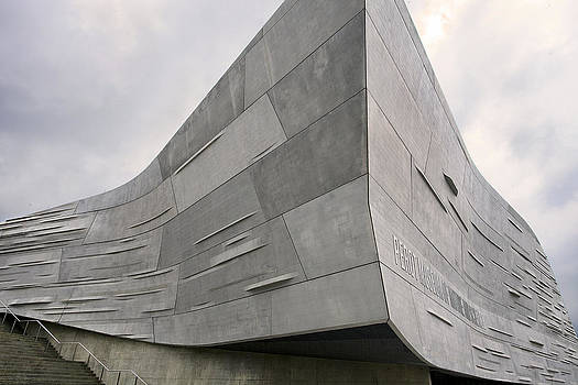 Perot Museum of Nature and Science by Ross Odom