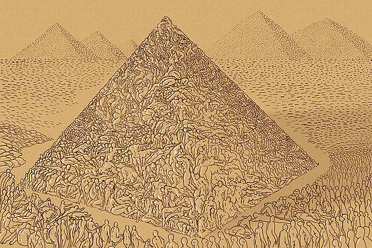 Perpetual Slavery by Siyavush Mammadov
