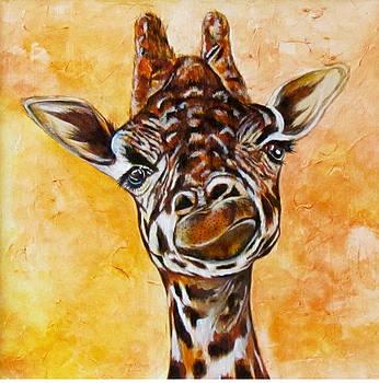 Susan Duxter - Perplexed Giraffe