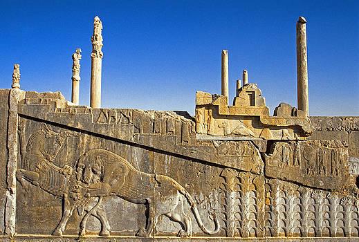Dennis Cox - Persepolis palace