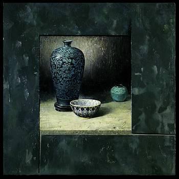 Persian Blue by Bruno Capolongo