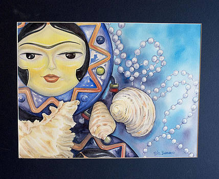 Persian Gulf by Ida Yavari