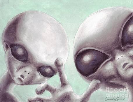 Personal Space Invaders by Samantha Geernaert