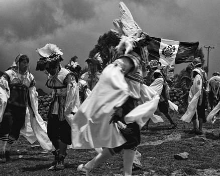 Peru Dancers by David Durham