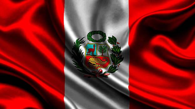 Valdecy RL - Peru Flag