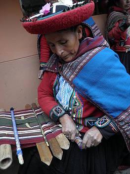 Peruvian Artisan by Isabella Rocha