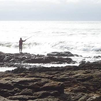 #pescador #fisherman #fish #peixe by Eduardo Lemos