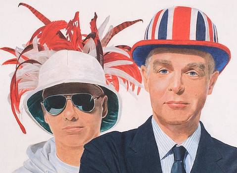 Pet Shop Boys by Gary Fernandez